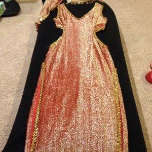 Egyptian Bellydance  Dress